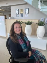 Arianne Larose : Office Manager / Human Resources