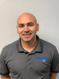 Chad Laham : Service Manager