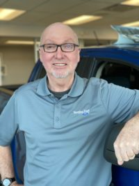 Tony Hogan : Sales and Leasing Consultant