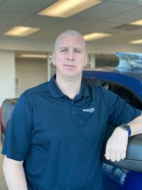 Randy Blondin : Sales Manager