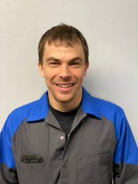 Joel Dube : Technician