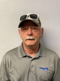 Ray Lance : Shuttle Driver