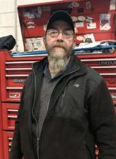Trevor Ralph : Technician